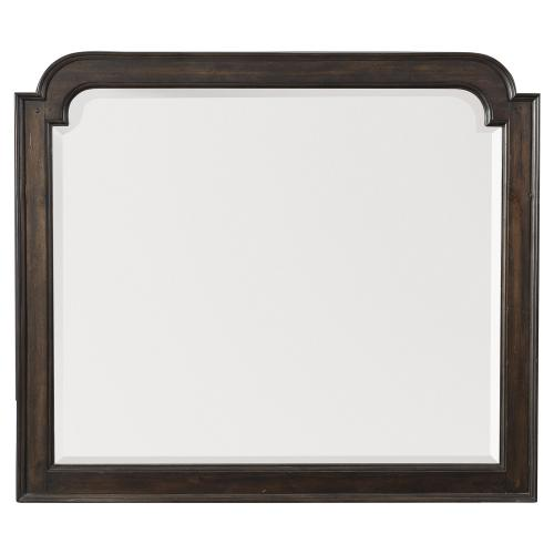 Cardano Mirror - Driftwood Charcoal