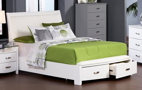 Lyric Platform Bed with Storage