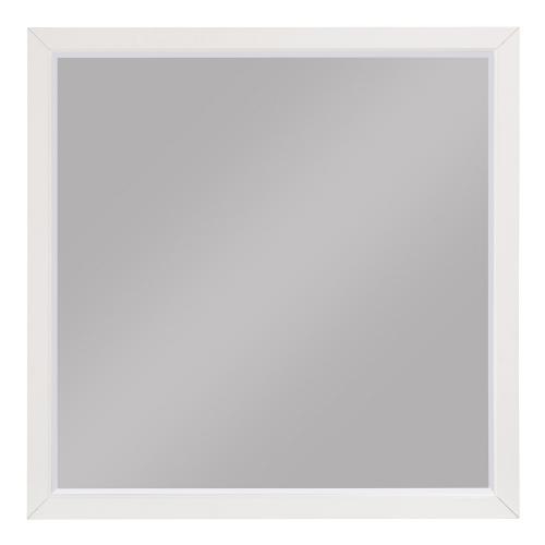Wellsummer Mirror - White