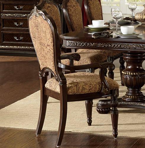 Russian Hill Arm Chair - Cherry