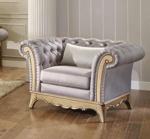 Chambord Chair - Champagne