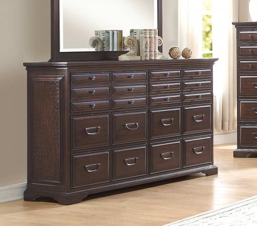 Cranfills Dresser - Cherry