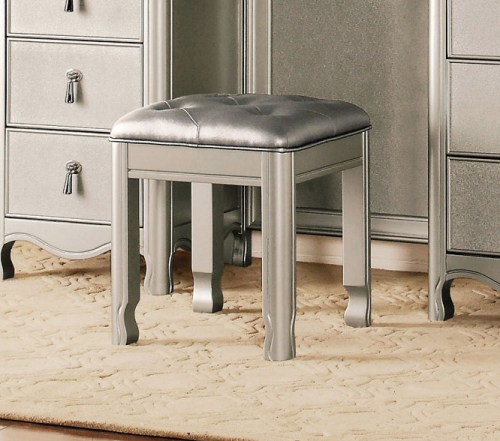 Toulouse Vanity Stool - Champagne