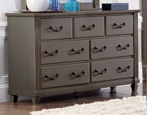 Granbury Dresser - Grey Rub