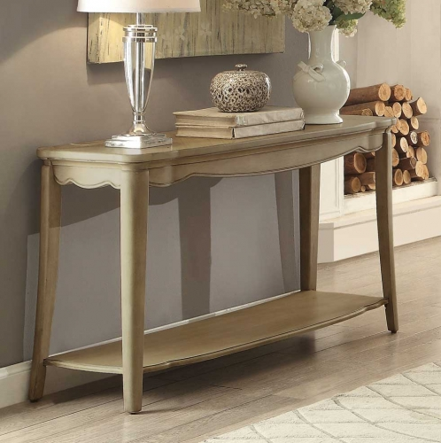 Ashden Sofa Table - Driftwood