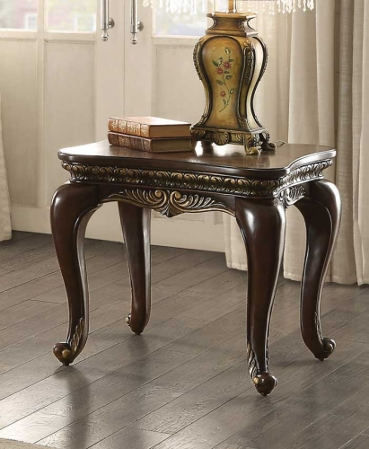 Bonaventure End Table - Cherry
