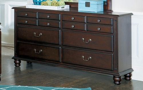 Frederica Dresser - Burnished Cherry