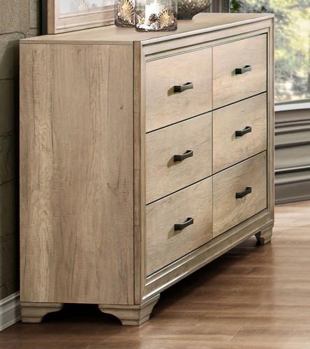 Lonan Dresser - Weathered