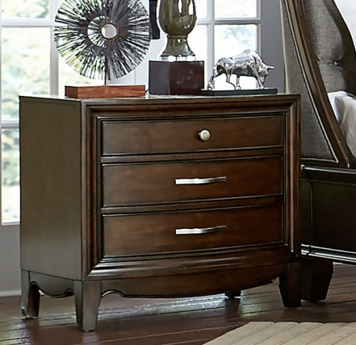 Yorklyn Night Stand - Cherry