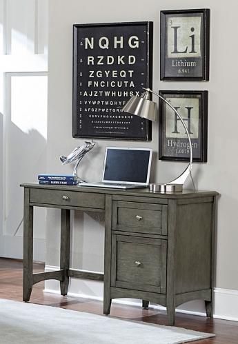 Garcia Writing Desk - Gray