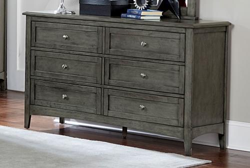 Garcia Dresser - Gray
