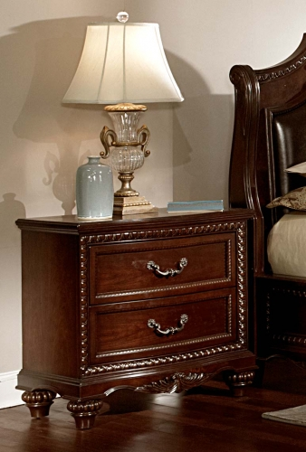 Hampstead Court Night Stand - Cherry