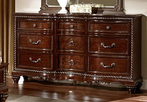 Hampstead Court Dresser - Cherry