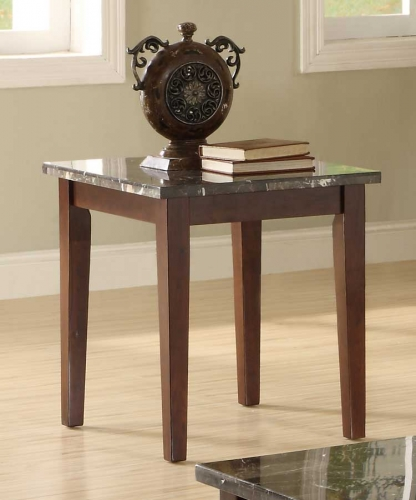 Decatur End Table - Espresso