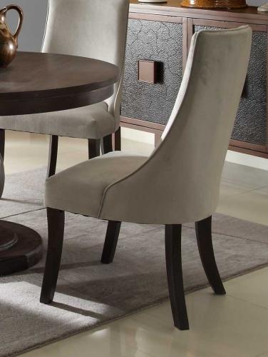 Dandelion Side Chair - Velvet