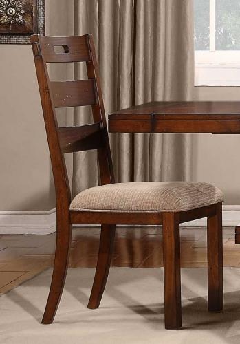 Clayton Side Chair - Dark Oak