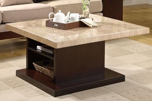 Schmid Cocktail Table - Faux Marble