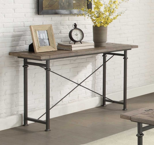 Bossier Sofa Table
