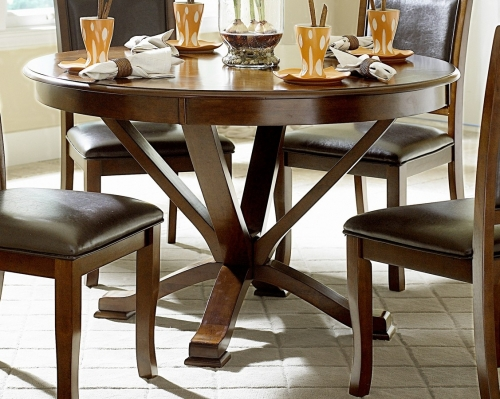 Helena 48in Round Dining Table