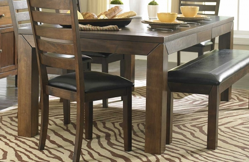 Eagleville Dining Table - Acacia