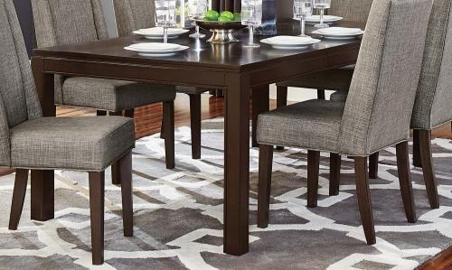 Kavanaugh Dining Table - Dark Brown