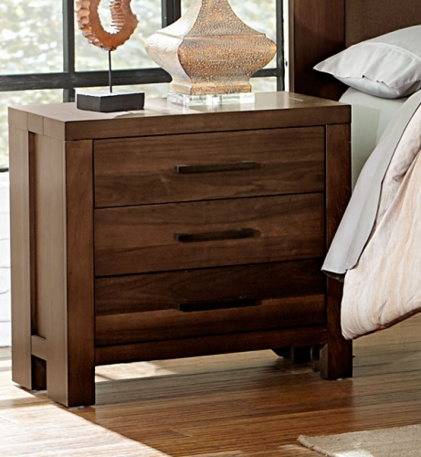 Sedley Night Stand - Walnut