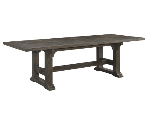 Sarasota Rectangular Dining Table - Driftwood Gray