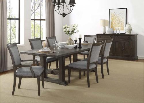 Sarasota Dining Set - Driftwood Gray
