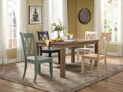 Janina Rectangular Dining Set