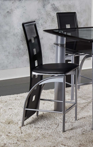 Sona Counter Height Chair - Metal