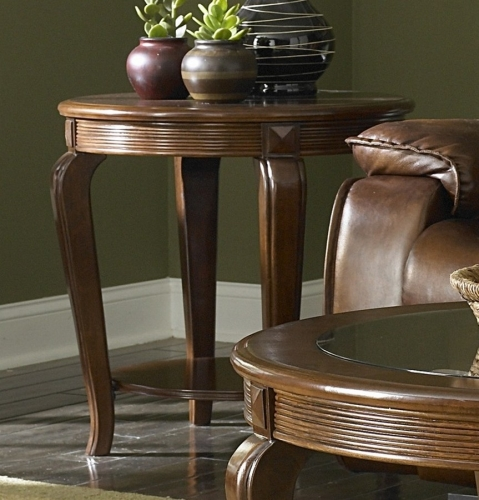 Schiffer End Table