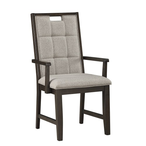Rathdrum Arm Chair - Dark Oak