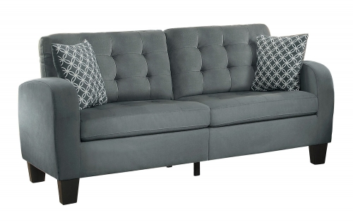 Sinclair Sofa - Gray Fabric
