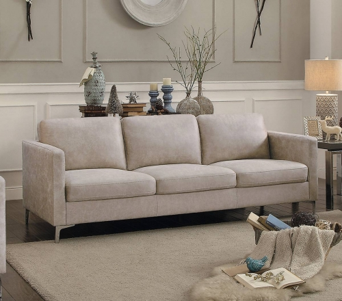 Breaux Sofa - Sesame Fabric