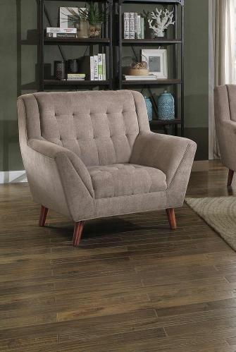 Erath Chair - Sand Fabric