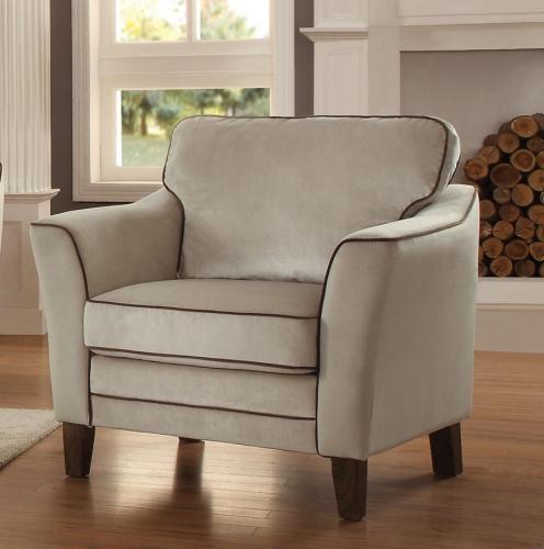 Ouray Chair - Pebble Textured Velvet