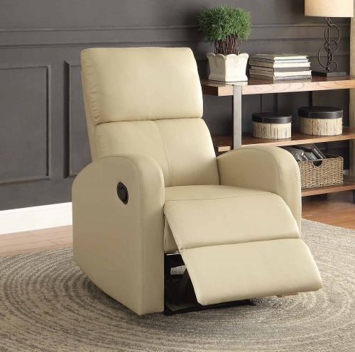Mendon Reclining Chair - Taupe