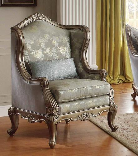 Fiorella Chair - Dusky Taupe