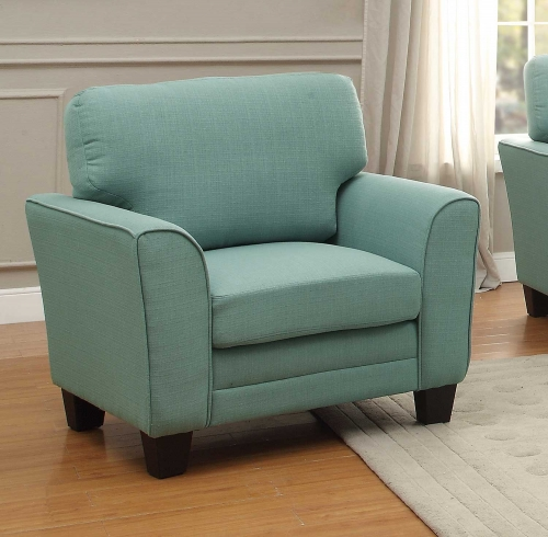 Adair Chair - Teal