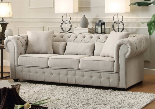 Savonburg Sofa - Neutral