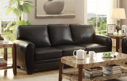Rubin Sofa - Black