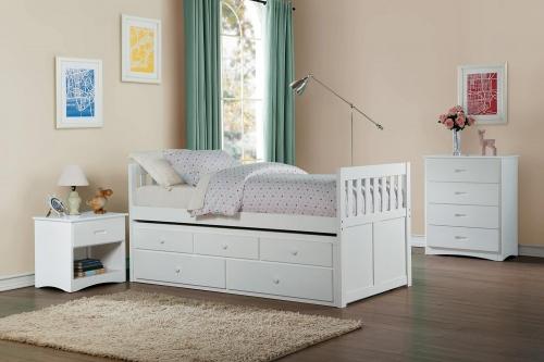 Galen Bedroom Set - White