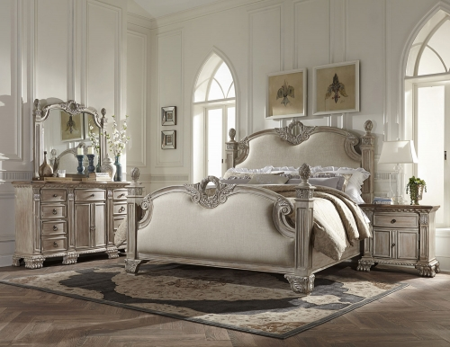 Orleans II Bedroom Set - White Wash
